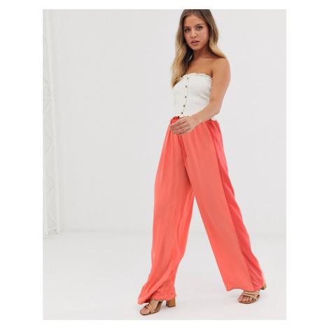 Glamorous wide leg floaty trousers