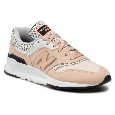 Sneakersy NEW BALANCE - CW997HPR Różowy