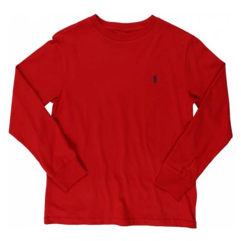 POLO RALPH LAUREN Koszulka czerwony
