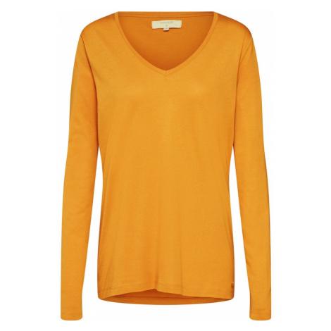 Cream Koszulka 'Naia' złoty żółty