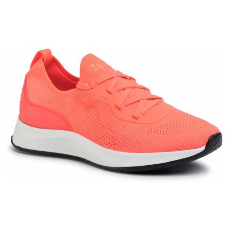 Sneakersy TAMARIS - 1-23705-24 Orange Neon 610