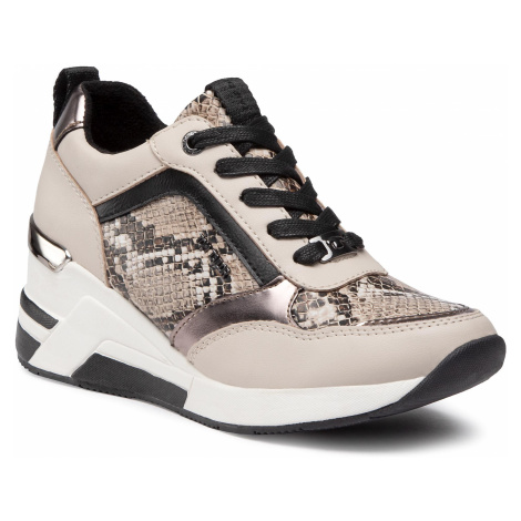 Sneakersy TOM TAILOR - 9092603 Beige