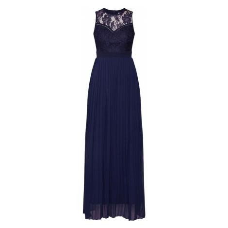 WAL G. Suknia wieczorowa 'CC0053' niebieski