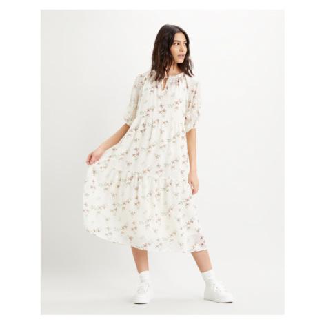 Levi's® Azalea Neutral Sukienka Biały Levi´s