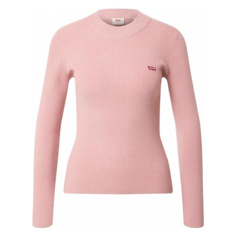 LEVI'S Sweter różowy pudrowy Levi´s