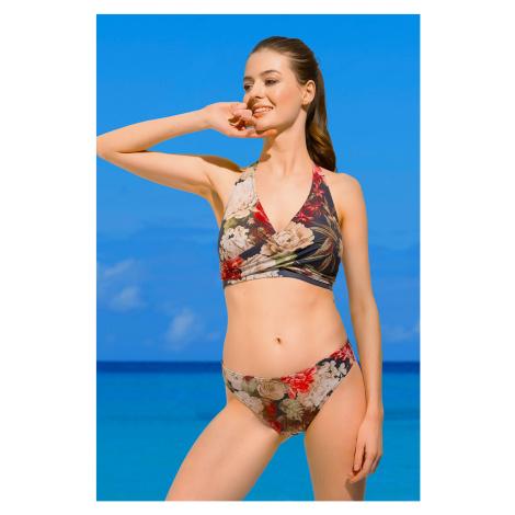 Górna część damskiego kostiumu kąpielowego Florea II Rosme