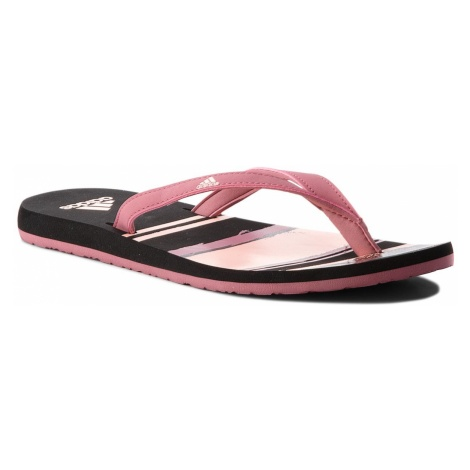 Japonki adidas - Eezay Flip Flop B43550 Tramar/Cleora/Cblack