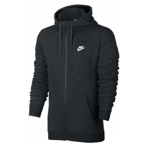 Nike NSW HOODIE FZ FT CLUB - Bluza męska