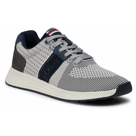 Sneakersy S.OLIVER - 5-13613-36 Ice 228