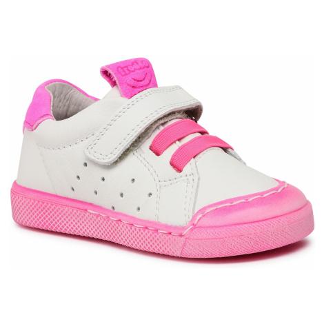 Sneakersy FRODDO - G2130231-3 M White/Fuxia