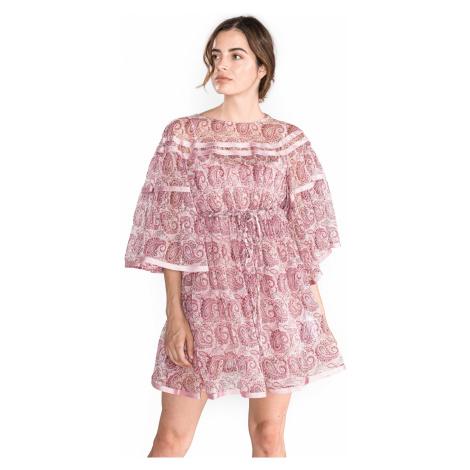 TWINSET Sukienka Różowy