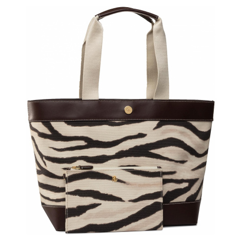 Torebka LAUREN RALPH LAUREN - Harper 35 431778761001 Zebra