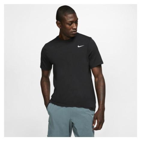 Męski T-shirt treningowy Nike Dri-FIT - Czerń