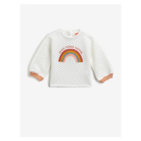 Koton Baby Haftowana bluza