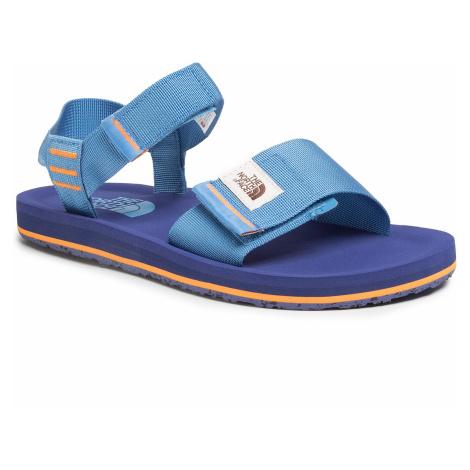 Sandały THE NORTH FACE - Skeena Sandal NF0A46BGMJ9 Donner Blue/Bright Navy