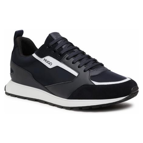 Sneakersy HUGO - Icelin 50451740 10234982 01 Dark Blue 401 Hugo Boss