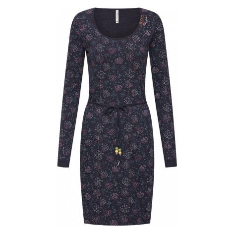 Ragwear Sukienka 'PELIADA ORGANIC' czarny