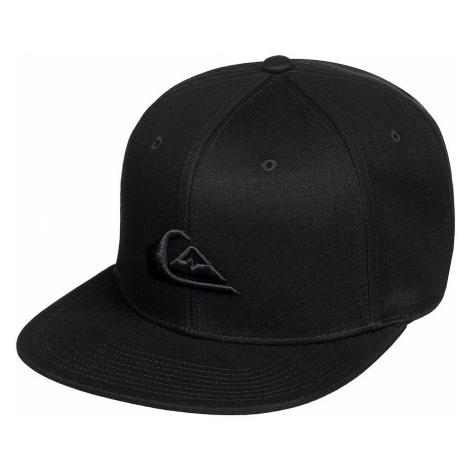 czapka z daszkiem Quiksilver Chompers - KVJ0/Black