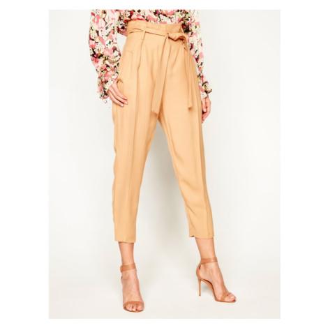 Spodnie materiałowe Elisabetta Franchi