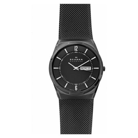 Zegarek SKAGEN - Melbye SKW6006 Black/Black