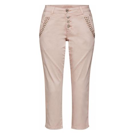 Cream Spodnie 'Baiily' różowy pudrowy