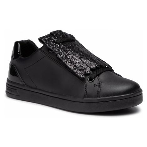 Sneakersy GEOX - J Djrock G. A J944MA 00043 C9999 S Black