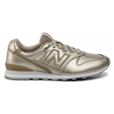 New Balance Sneakersy WL996ALT Złoty