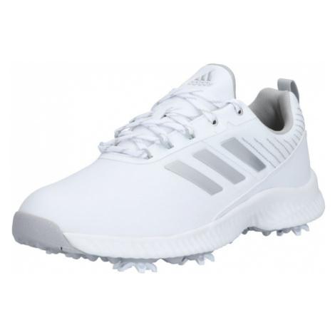 Adidas Golf Buty sportowe 'Response Bounce 2' srebrny / biały