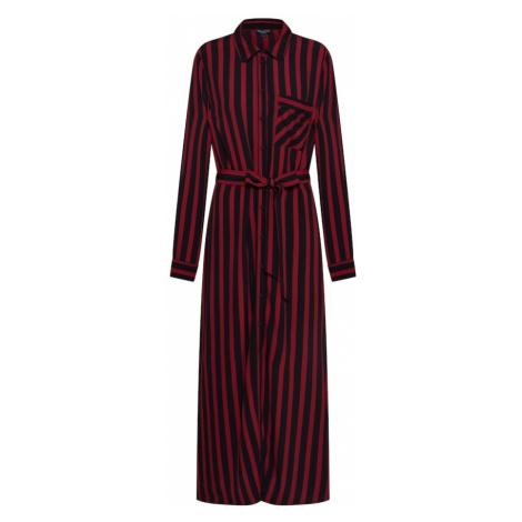 SELECTED FEMME Sukienka koszulowa 'FLORENTA' czerwone wino