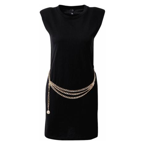 River Island Sukienka czarny