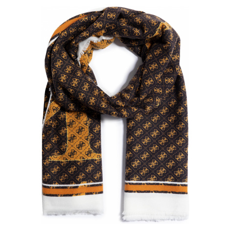 Szal GUESS - Not Coordinated Scarves AW8551 POL03 BRO