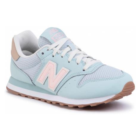 New Balance Sneakersy GW500HHF Zielony