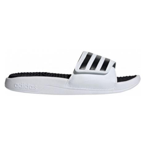 adidas ADISSAGE TND biały 5 - Klapki