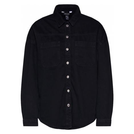 NEW LOOK Bluzka 'FELICA' czarny