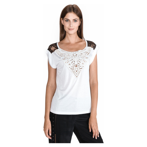Just Cavalli Koszulka Biały