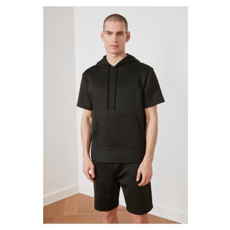 Męskie sportowe bluzy nierozpinane Trendyol