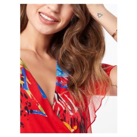 Desigual Sukienka 'Vest_Miranda' mieszane kolory / czerwony