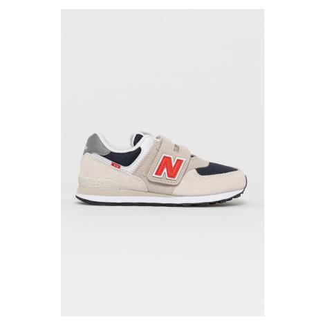 New Balance - Buty dziecięce PV574SJ2