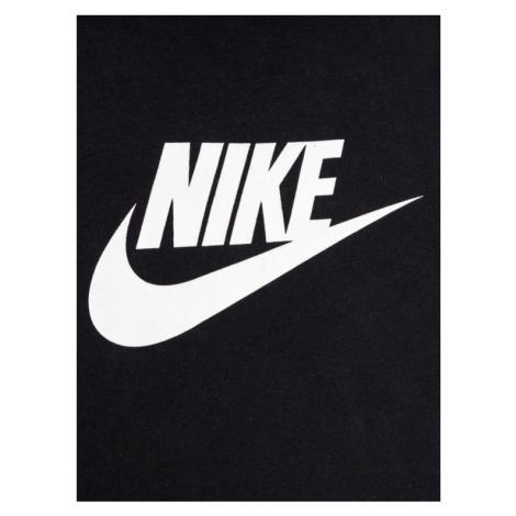 Nike Bluza Crew Club BV0785 Czarny Regular Fit