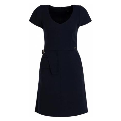 Sukienka codzienna Armani Exchange