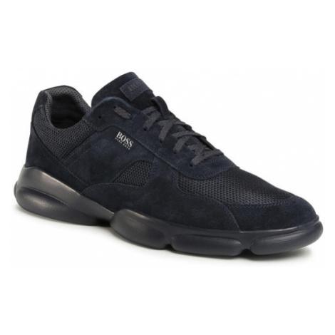Boss Sneakersy Rapid 50432847 10214574 01 Granatowy Hugo Boss
