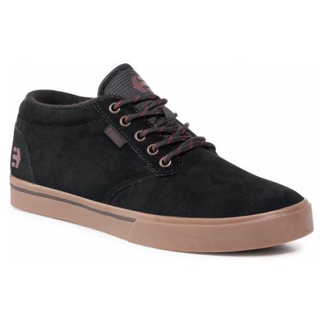 Sneakersy ETNIES - Jameson Mid 4101000533 Black/Gum 964