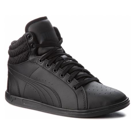 Sneakersy PUMA - Ikaz Mid V2 363713 02 Puma Black/Puma Black