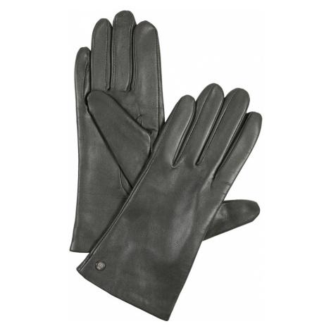 ROECKL Rękawiczki pięciopalczaste szary
