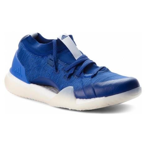 Buty adidas - PureBoost X Trainer 3.0 DA8967 Mysblu/Aerblu/Hirblu