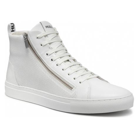 Sneakersy HUGO - Futurism Hito 50451713 10214585 01 White 100 Hugo Boss