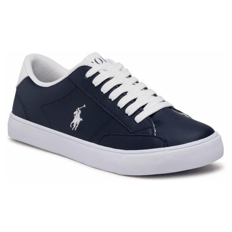 Sneakersy POLO RALPH LAUREN - Theron IV RF102978 Navy/White