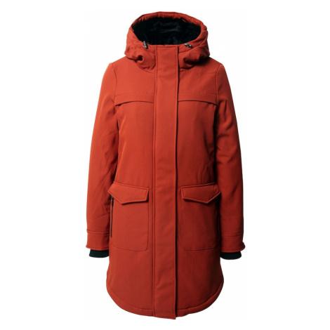 ONLY Płaszcz zimowy 'Maastricht' pomarańczowy