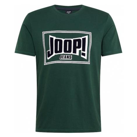 JOOP! Koszulka 'Aidan' ciemnozielony