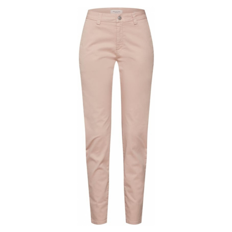 SELECTED FEMME Chinosy 'SLFMEGAN MW CHINO NOOS W' różowy pudrowy
